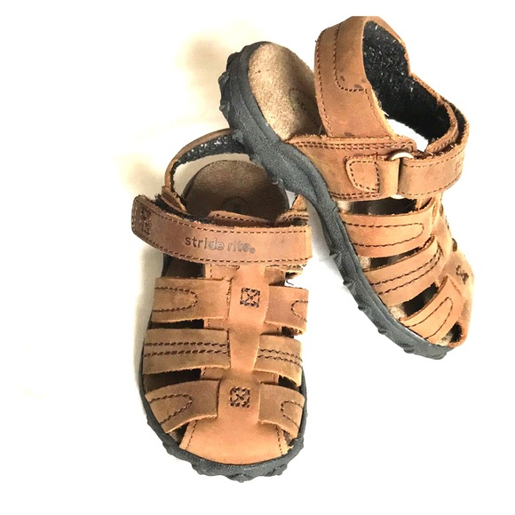 Stride Rite Other - Stride rite Leather Sandal